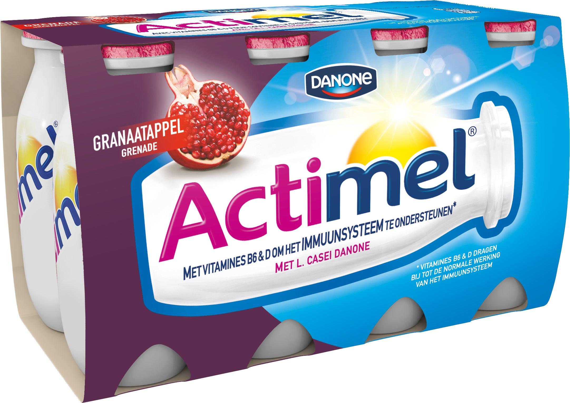 Actimel Granaatappel 8x100ml