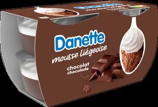 Danette Mousse Liégeoise