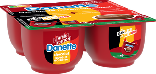 Danette Chocolat Noisette