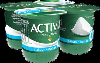 Activia 0% Nature
