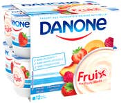 Danone Fruix - Aardbei Framboos Perzik Abrikoos