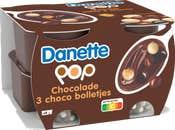 Danette Pop Chocolade