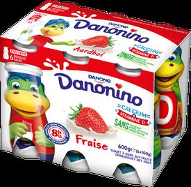 Danonino Drink Aardbei