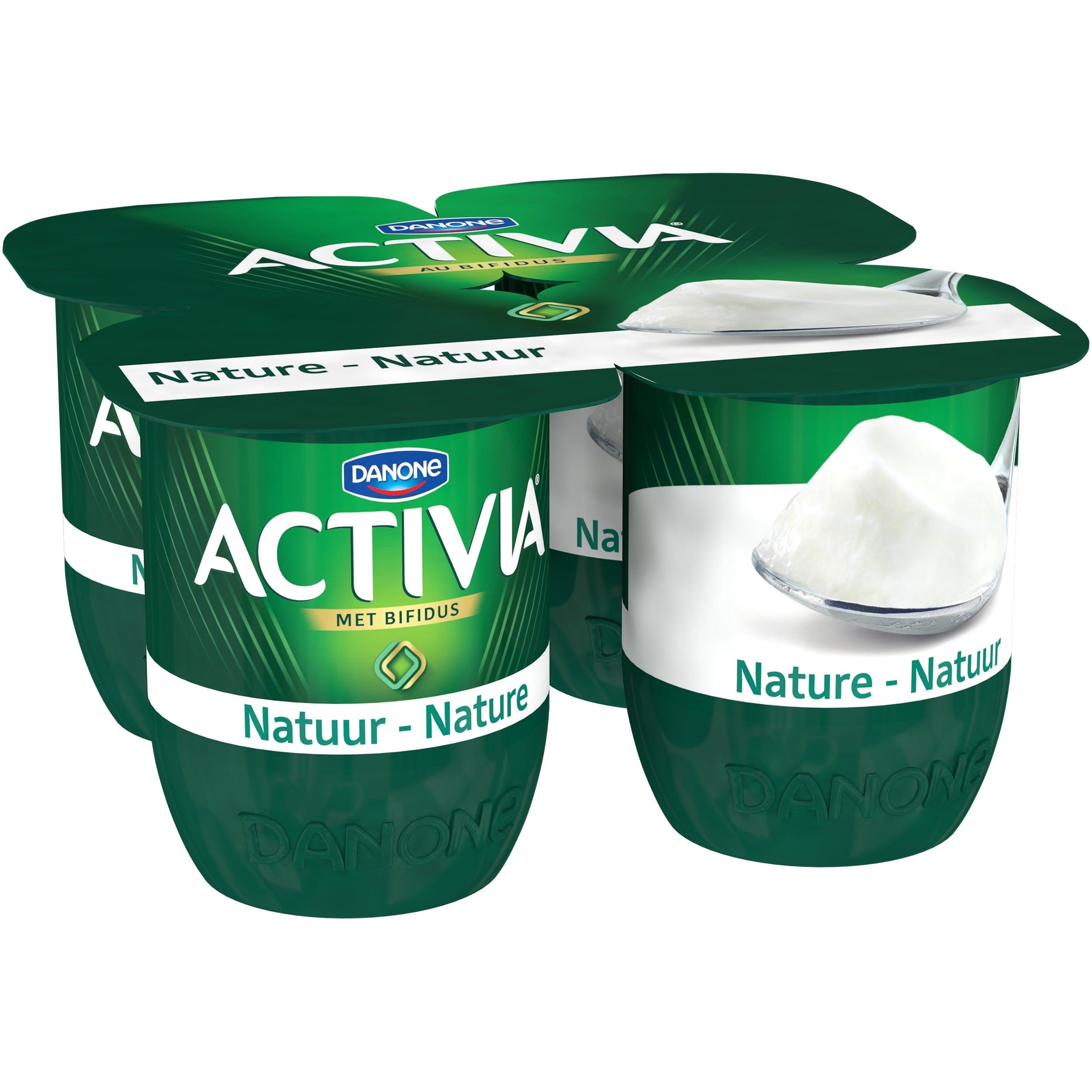 Activia Nature Entier 4x125g