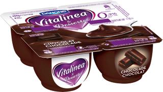 Vitalinea Roomdessert Chocolade
