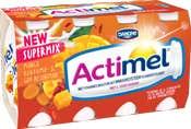 Actimel Supermix Mangue
