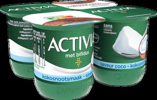 Activia Saveur Coco
