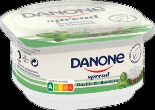 Danone Spread Basilic & Ciboulette