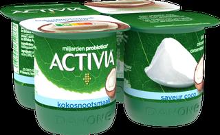 Activia Kokosmaak