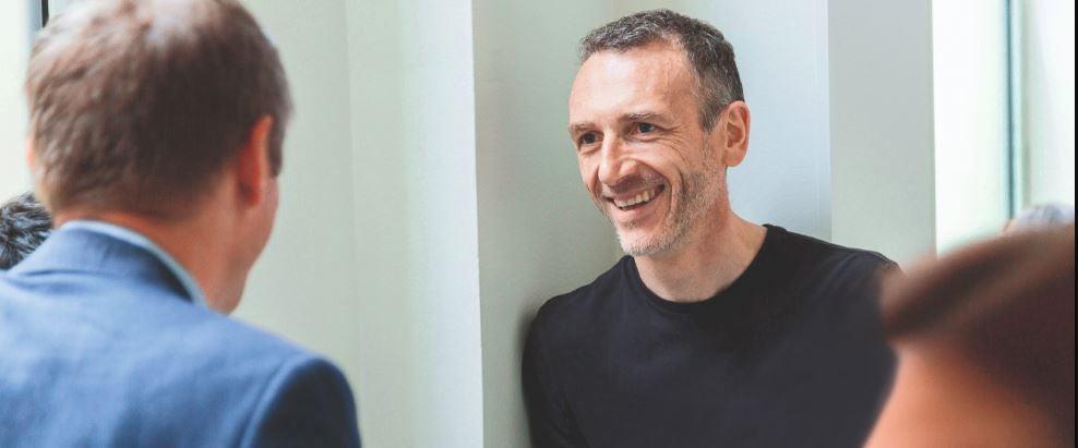 Emmanuel Faber devient le nouveau PDG