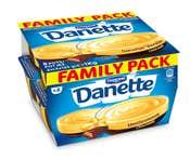 Danette Saveur Vanille & Chocolat