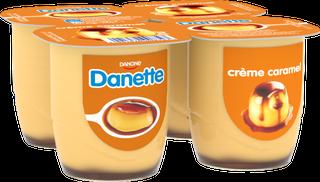 Danette Crème Caramel