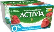 Activia 0% Aardbei