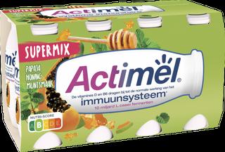 Actimel Supermix Papaja
