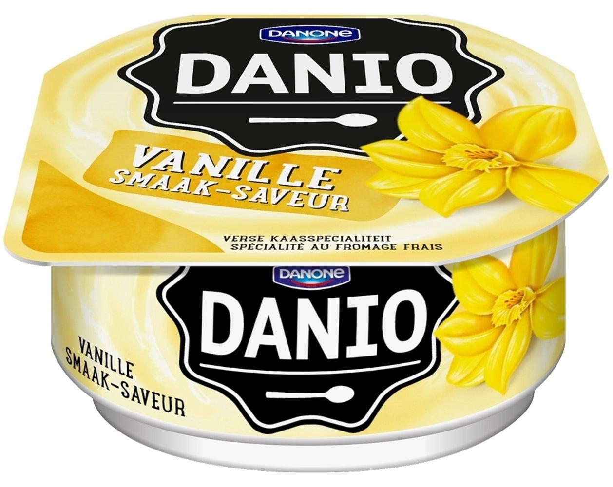 Danio Saveur Vanille 180g