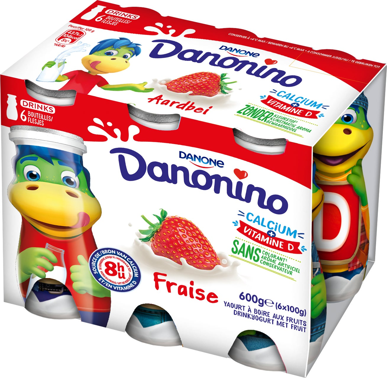 Danonino Drink Fraise