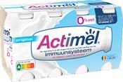 Actimel 0% Vet Original