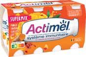 Actimel Supermix Mango