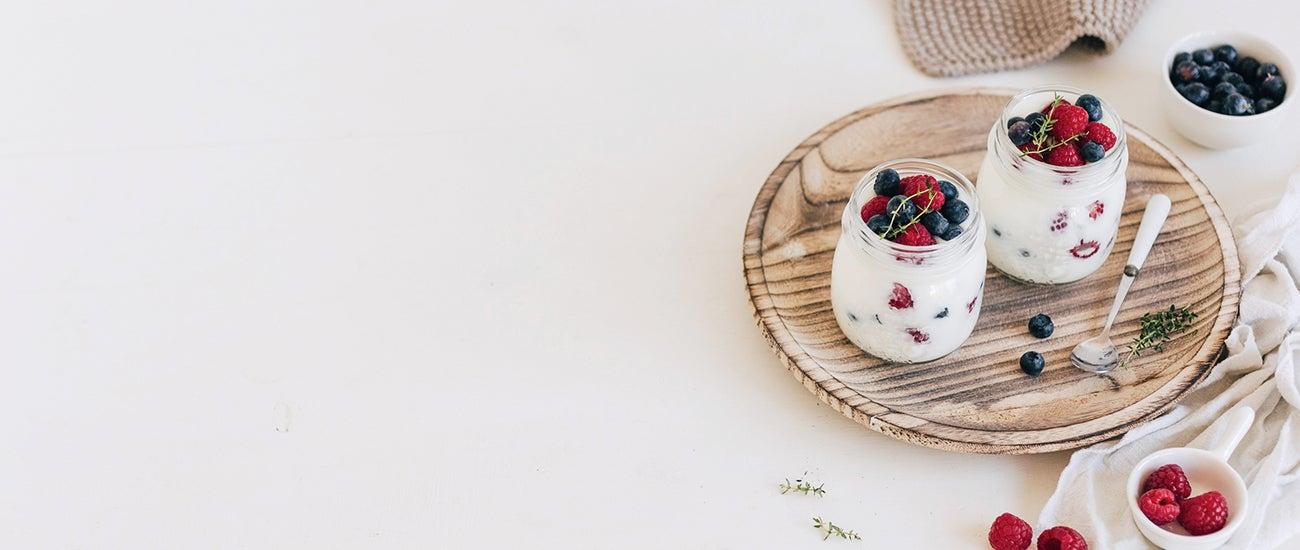 De magie van yoghurt