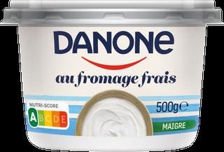 Danone au Fromage Frais Nature