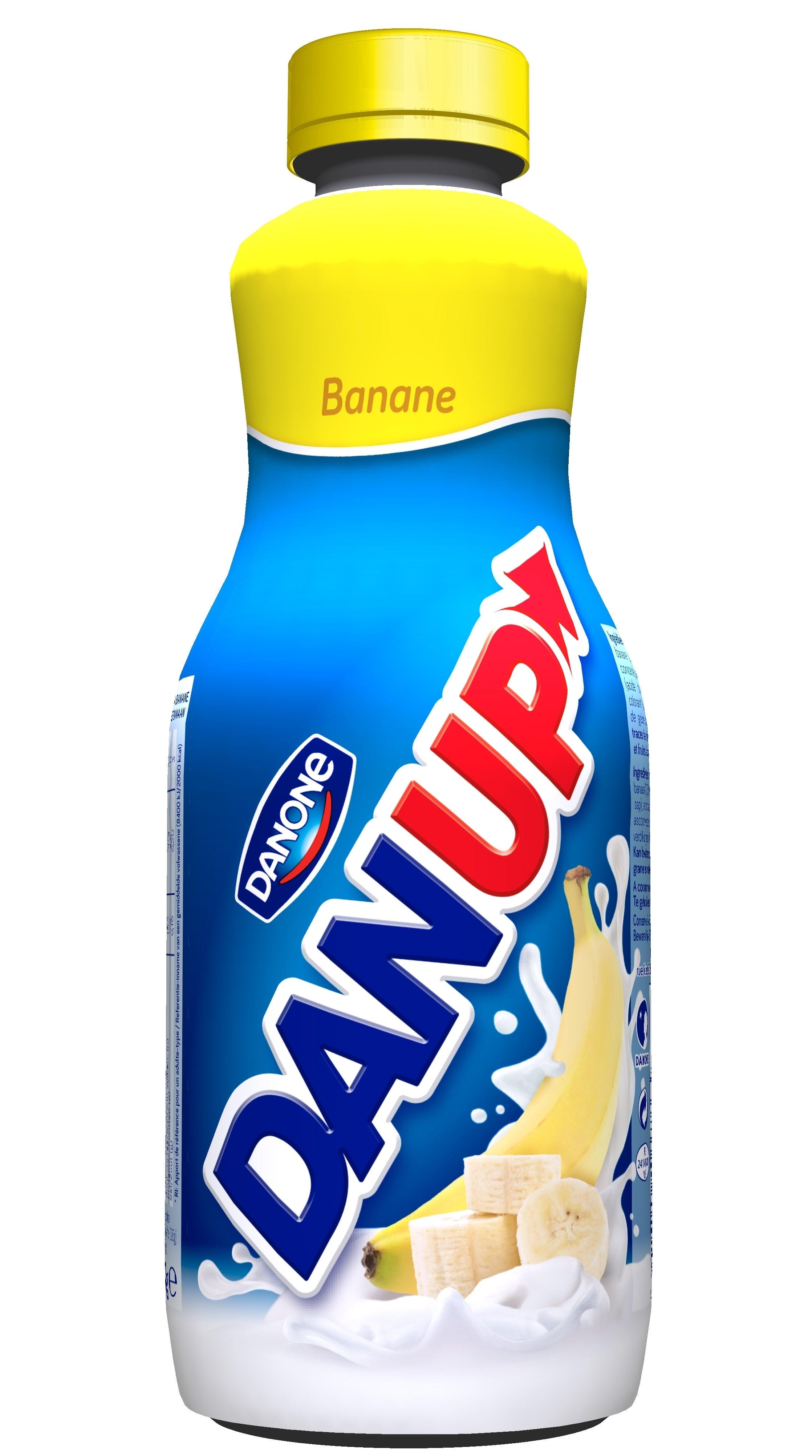 Dan'up Banane 600ml