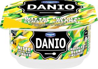 Danio Witte Chocolade Gember