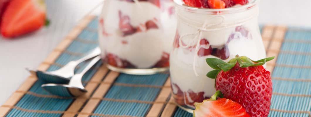 Yoghurt vandaag!