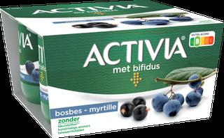 Activia Myrtille