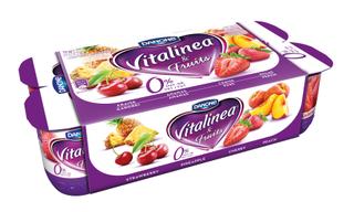 Vitalinea Fruits - Cerise Ananas Fraise Pêche