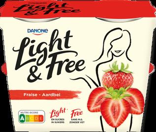Light & Free Fraise