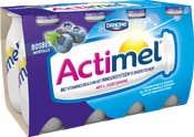 Actimel Myrtille