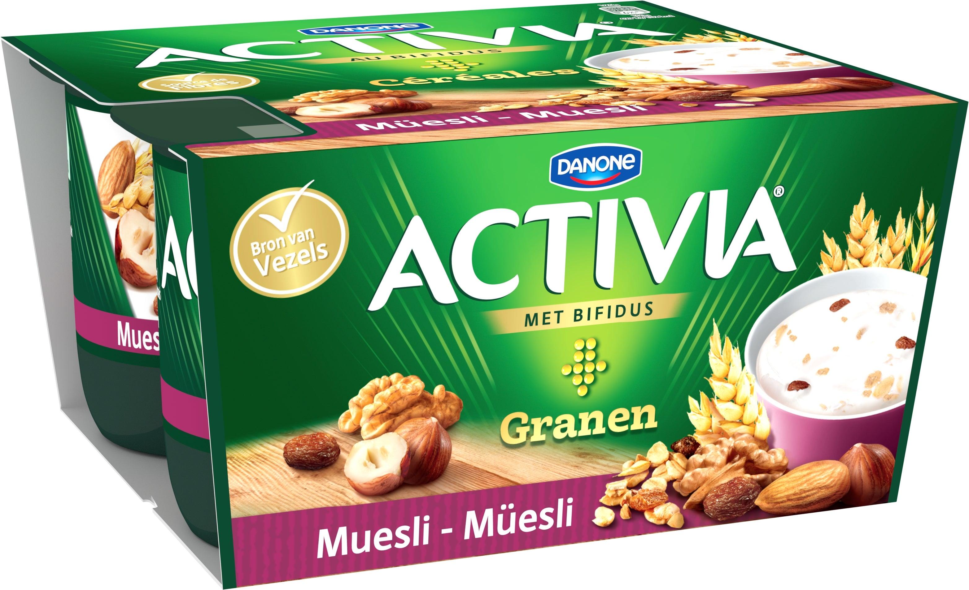 Activia Céréales - Müesli