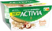 Activia Vezels - Hazelnoot-Quinoa