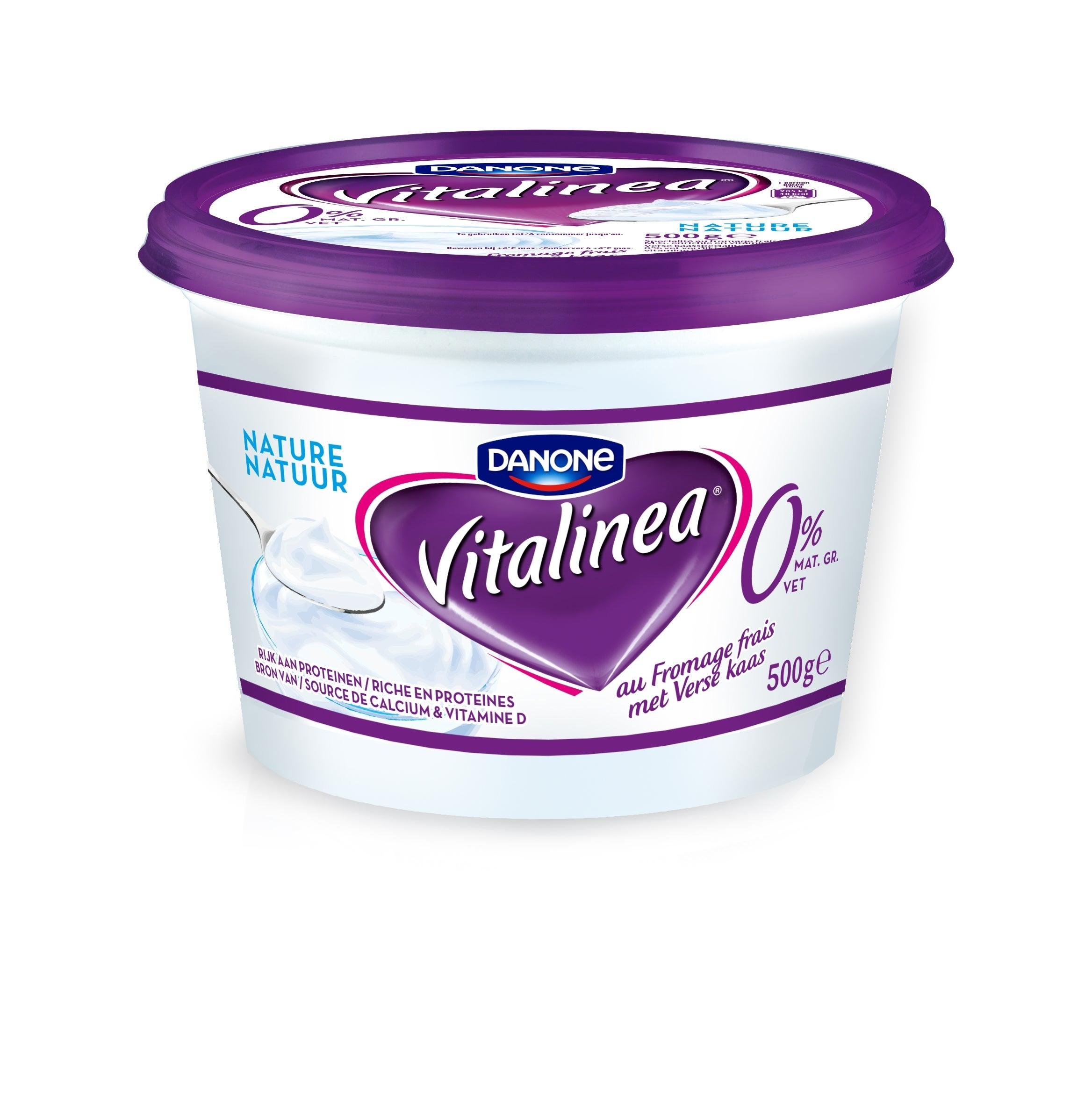 Vitalinea au Fromage Frais