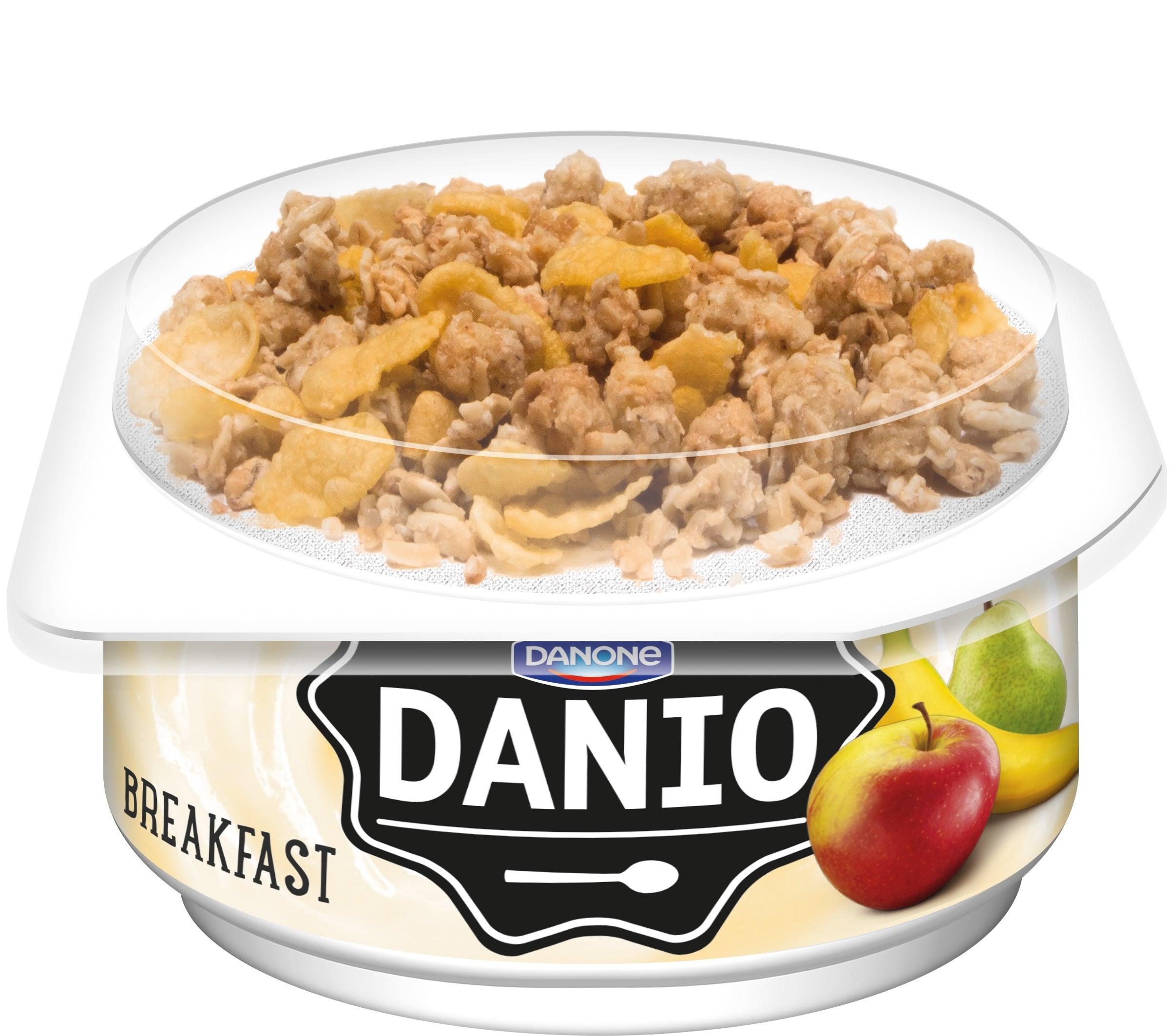 Danio Appel/Peer/Banaan 180g +15g