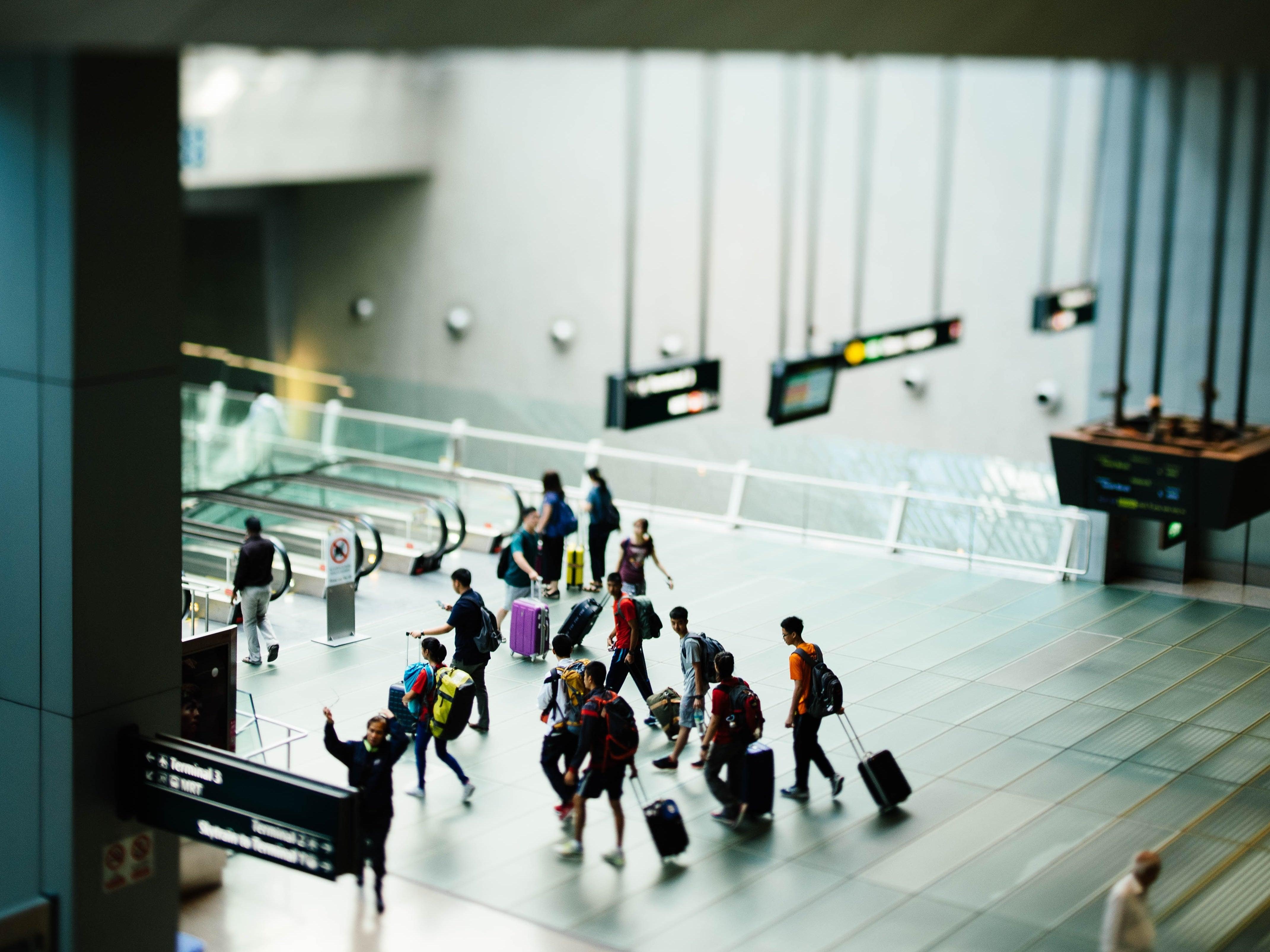 Coronavirus outbreak: A warning for overseas travellers
