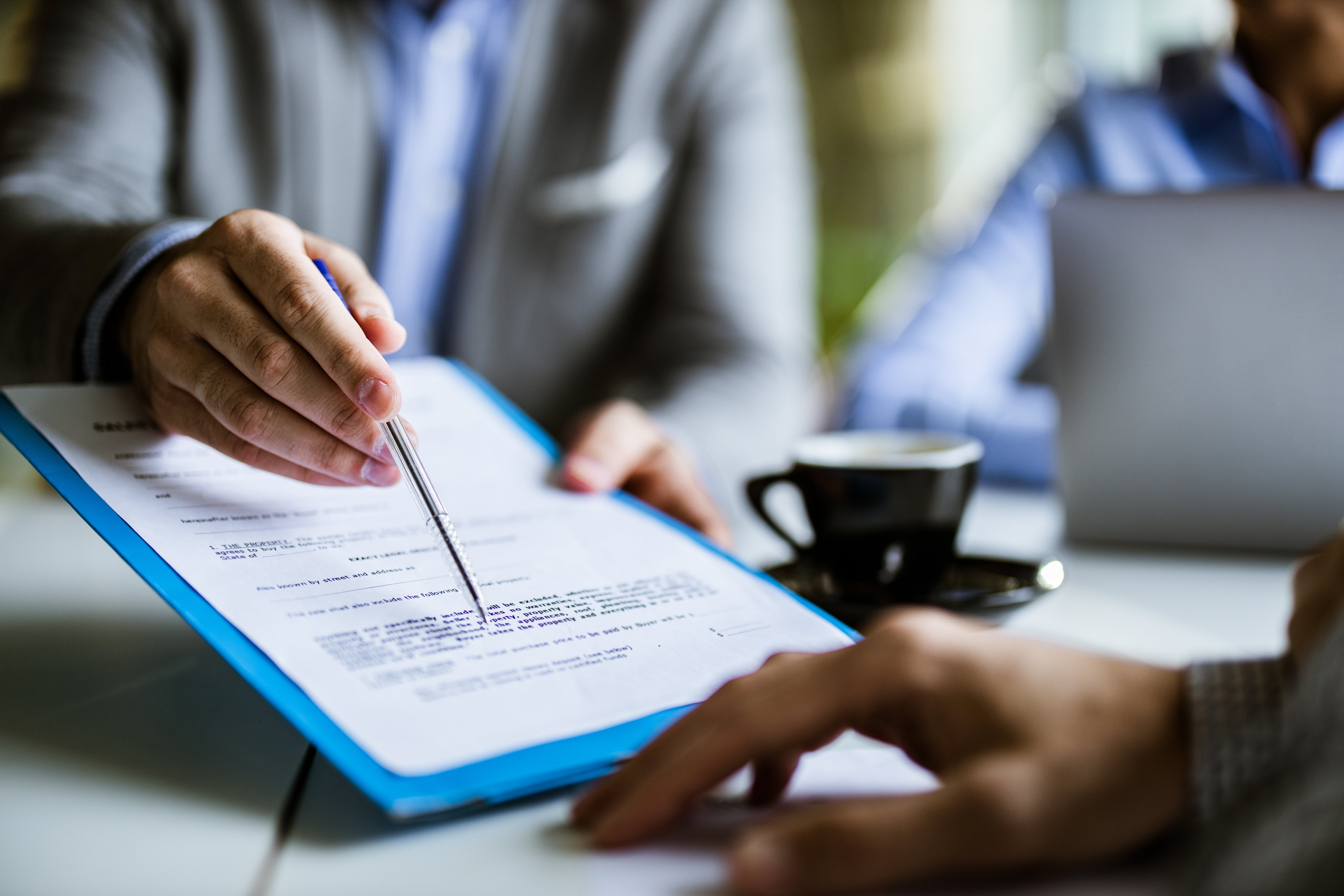 Commercial contracts – defining words, adopting legislation and dealing with contingencies