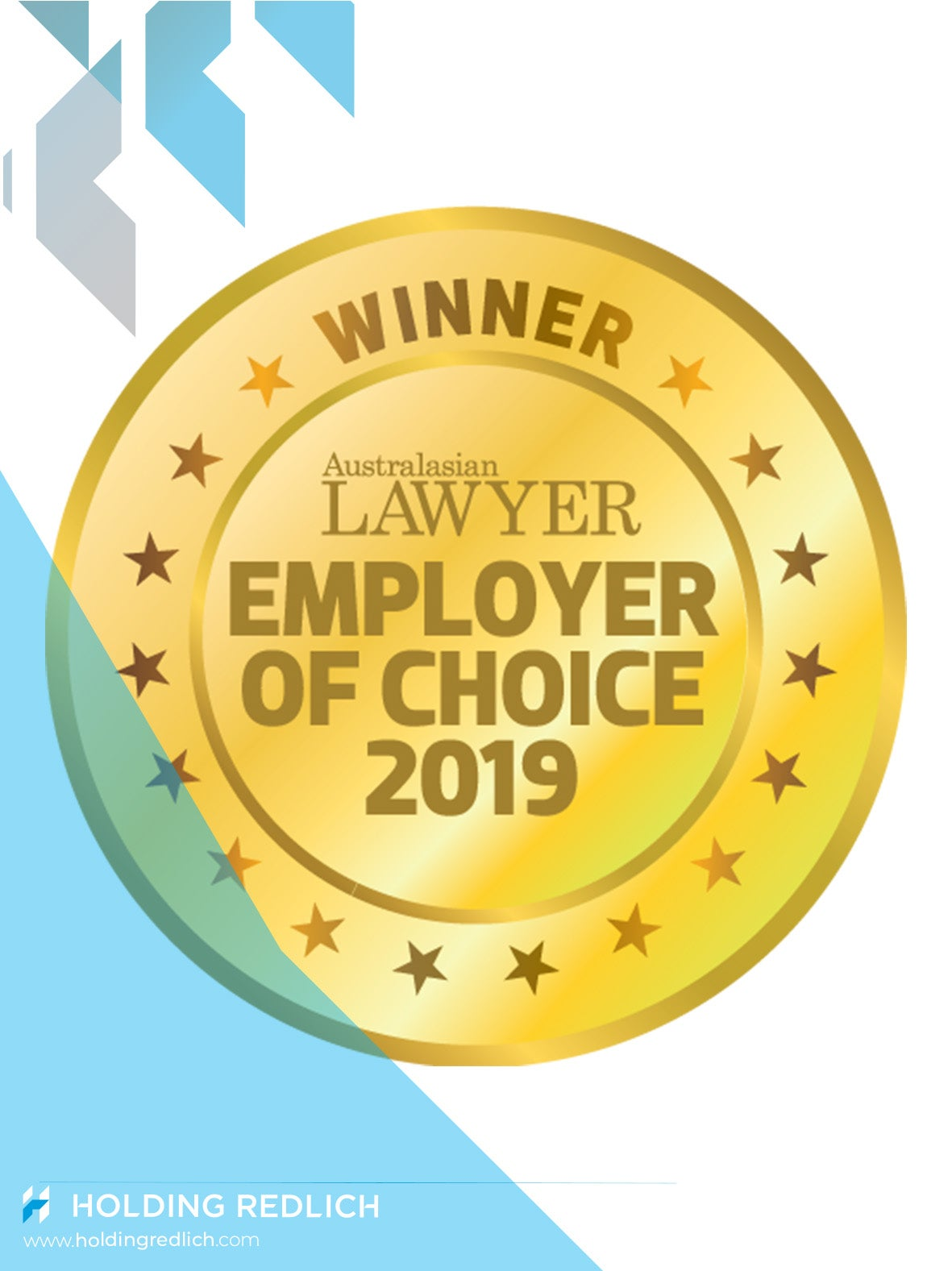 Holding Redlich wins Law Practice of the Year award for support of women in the legal profession