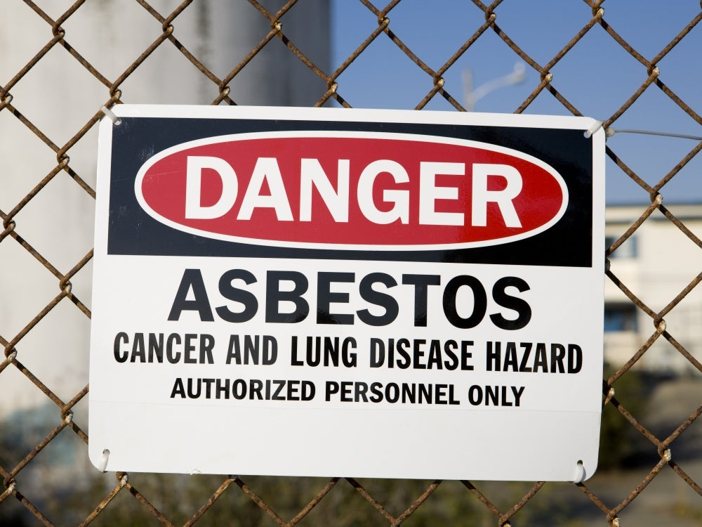 Tougher penalties for asbestos waste offences