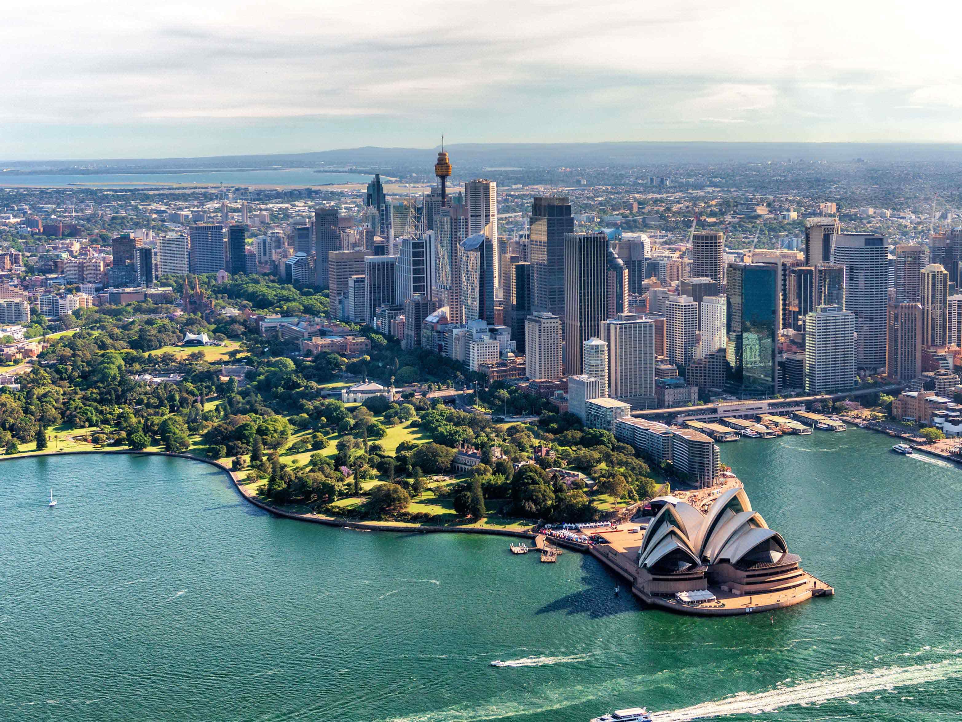 Road to net-zero by 2035: Energy targets in Sydney's new developments