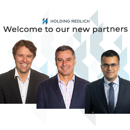 Holding Redlich strengthens national partnership with three new hires