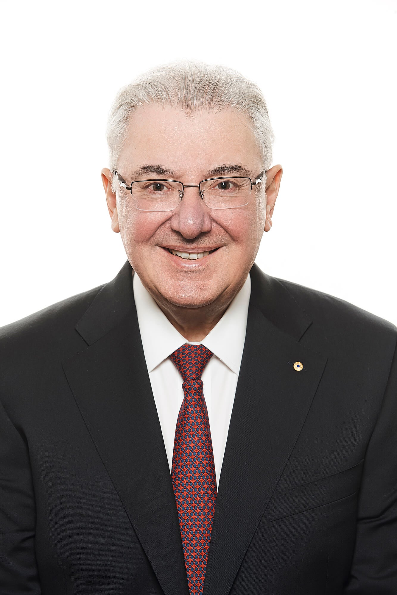 Ian Robertson AO