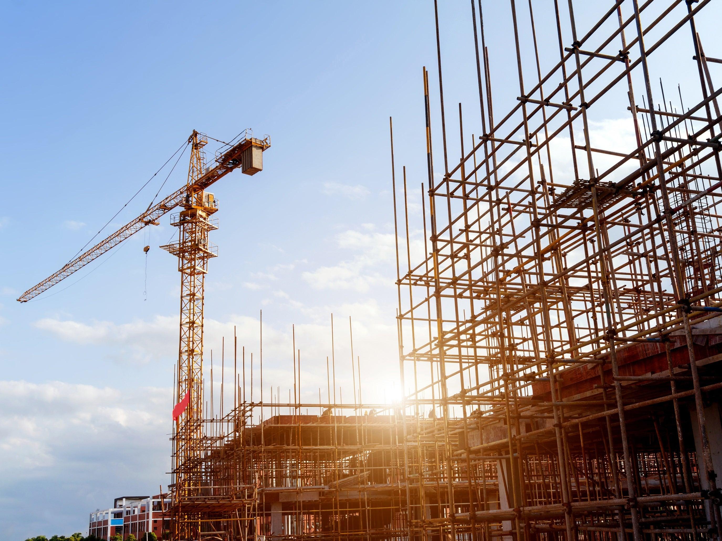 Construction in lockdown – except 'urgent' works