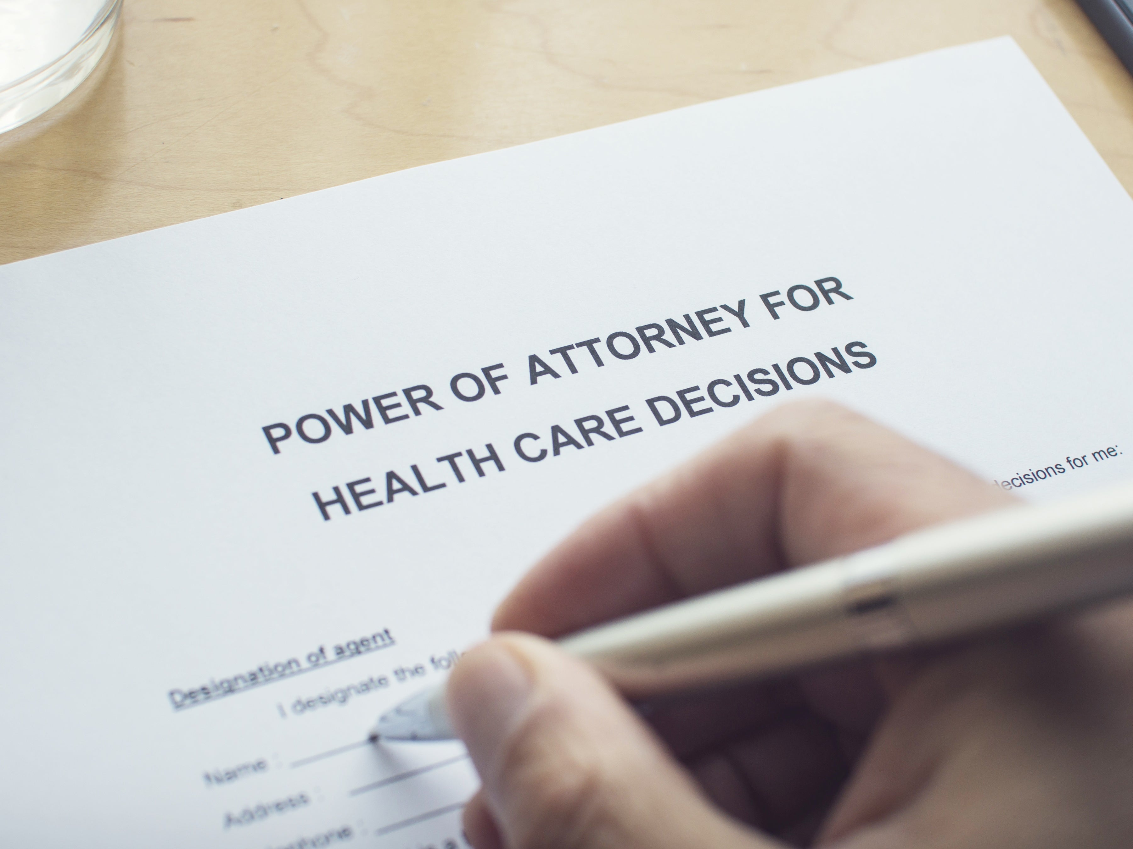Expecting the unexpected: Queensland's new enduring powers of attorney