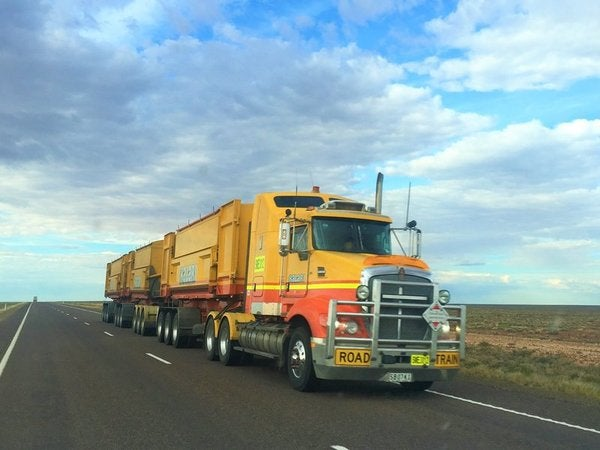 'Corporatisation' of the industry: Trucking is taking on operational aspects beloved of big business