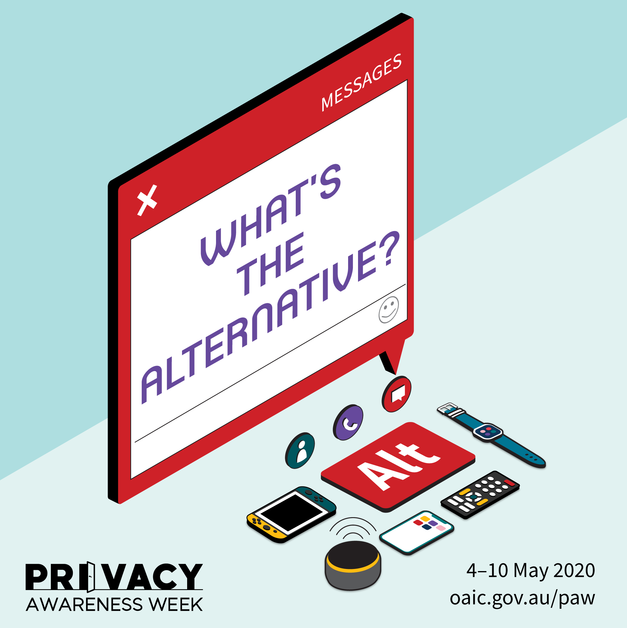 PAW 2020: Privacy and pivots – be aware of original purpose of collection