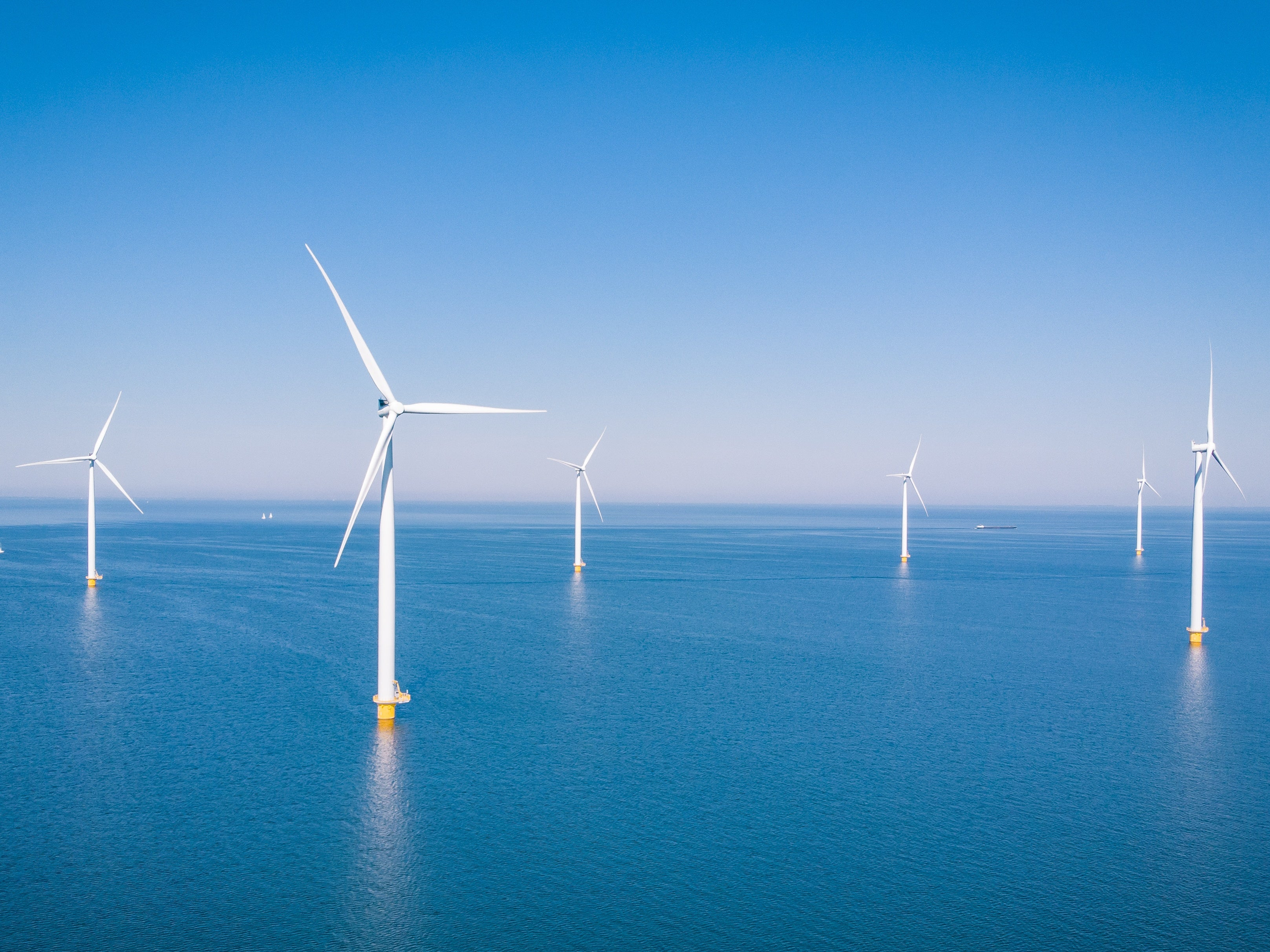 Australia's first offshore wind farm and the proposed regulatory framework