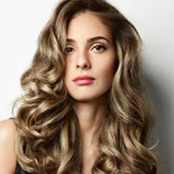 The perfect curl with ghd from Shaver Shop