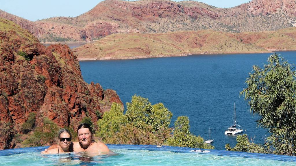 Tony and Lisa Southwell travel around Australia together following Tony's battle with throat cancer.