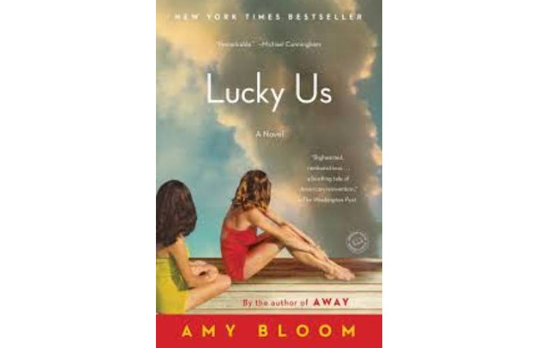 Cover of Lucky Us book